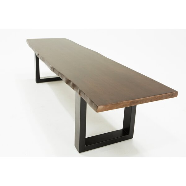 Tennille Wood Bench by Foundry Select Foundry Select