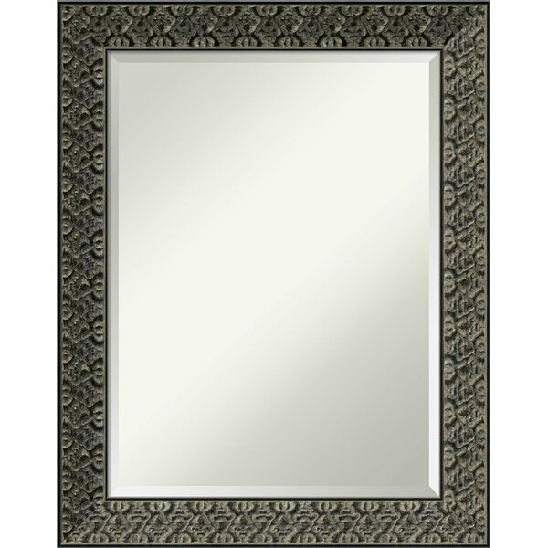 Eyre Bathroom Accent Mirror by Charlton Home