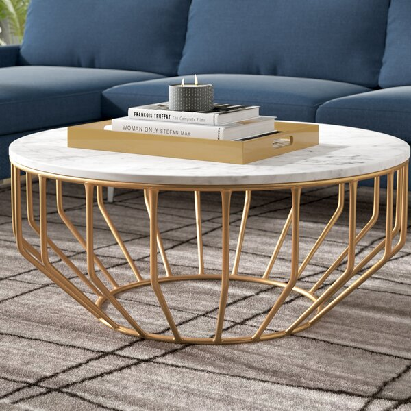 Holland Coffee Table by Everly Quinn