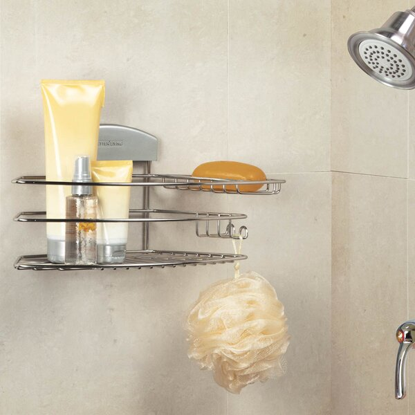 Storit Anywhere Shower Caddy by Better Living Products