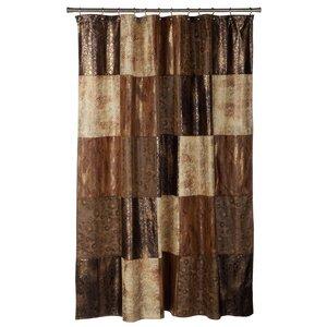Zambia Shower Curtain