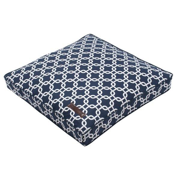 Marine Everyday Cotton Rectangular Pillow Bed by Jax & Bones