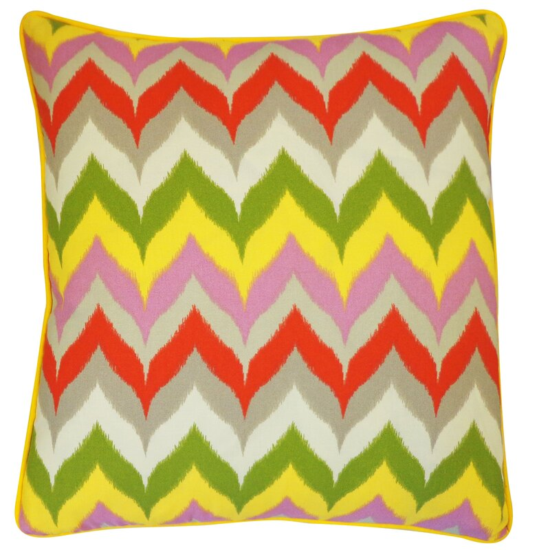 Dripping Paint Outdoor Throw Pillow