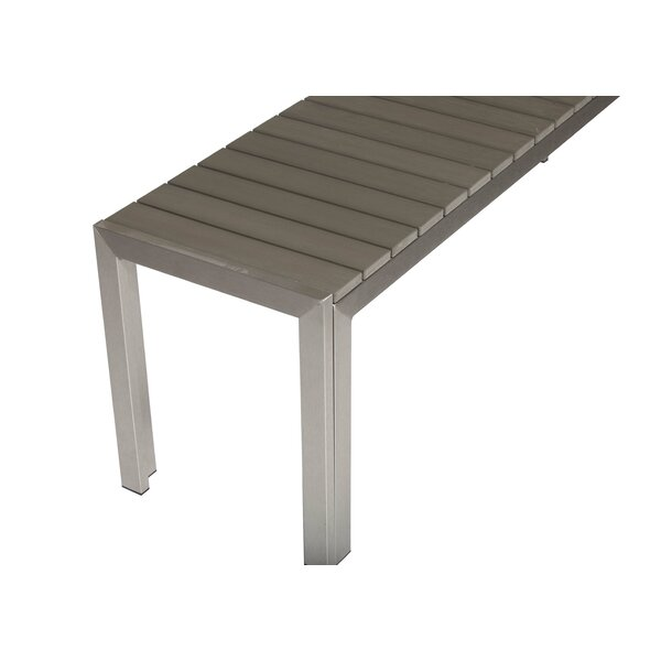 Mckesson Aluminum Bench by Latitude Run Latitude Run