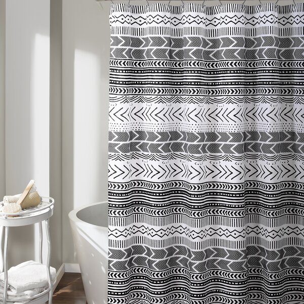 Tidwell Shower Curtain by Union Rustic