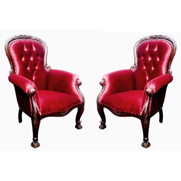 Bliven Armchair (Set of 2) by Astoria Grand