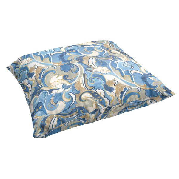 Betty Indoor/Outdoor Floor Pillow by Latitude Run
