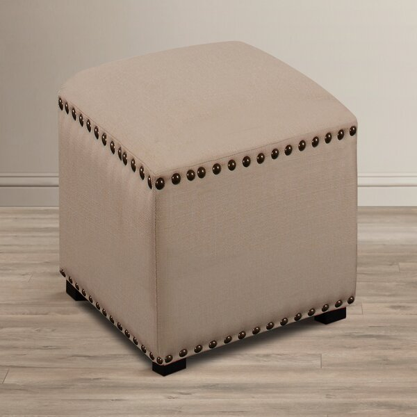 Paul Backless Vanity Stool by Alcott Hill