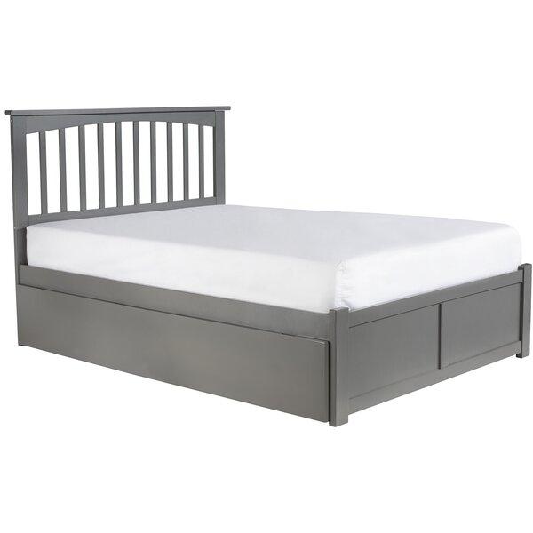 Reid Full Platform Bed with Trundle by Viv + Rae