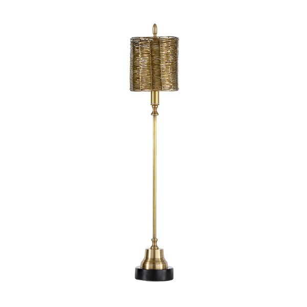 Milo 28 Floor Lamp by Wildwood