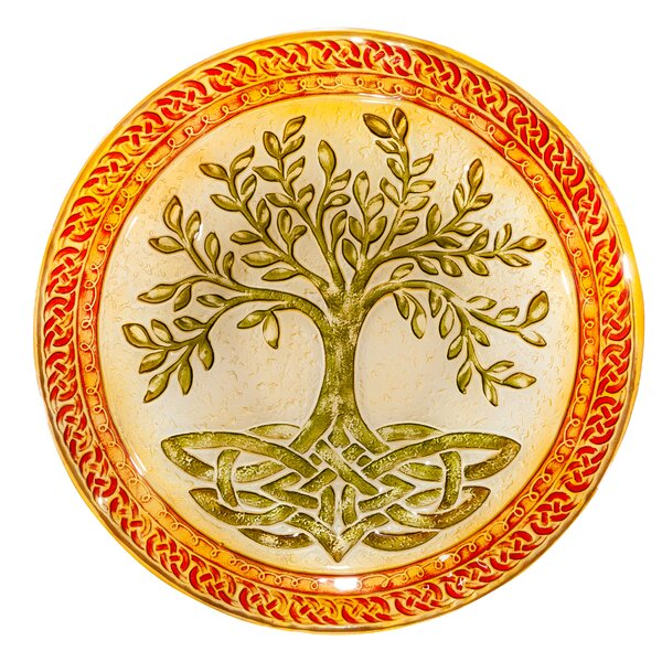 Tree of Life Birdbath by Evergreen Enterprises, Inc