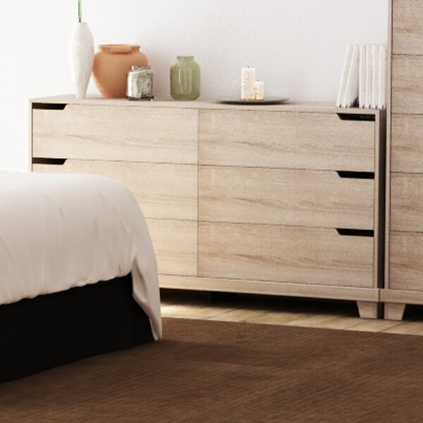 Looking for Waterloo 6 Drawer Double Dresser By Homestar No Copoun