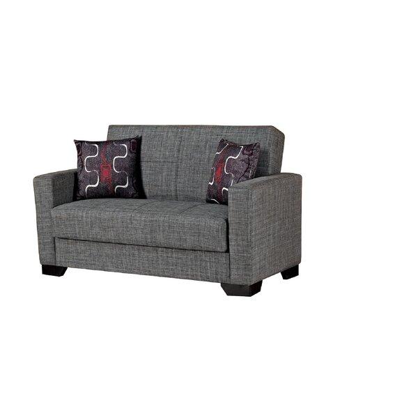 Tansu 63'' Square Arm Sofa Bed By Red Barrel Studio
