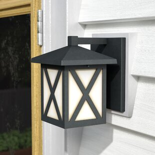 Check Prices Roundtree 1-Light Outdoor Wall Lantern By Laurel Foundry Modern Farmhouse