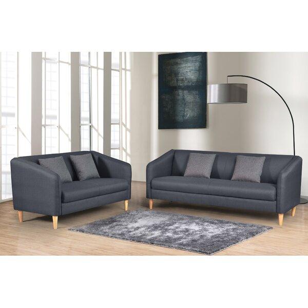 Laursen 6 Piece Living Room Set by Latitude Run