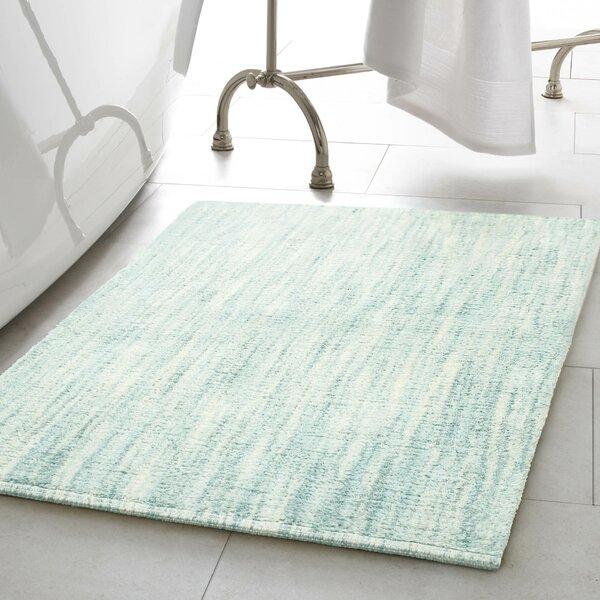 Boell Cotton Slub Bath Rug by Trent Austin Design