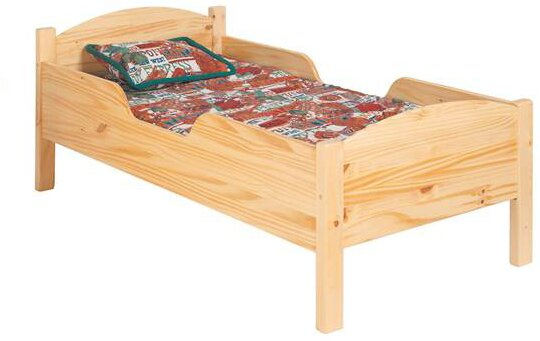 Traditional Toddler Bed by Little Colorado