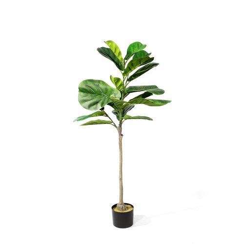 Boden-Kunstbaum Feigenbaum im Topf Die Saisontruhe | Wohnzimmer > Truhen | Die Saisontruhe