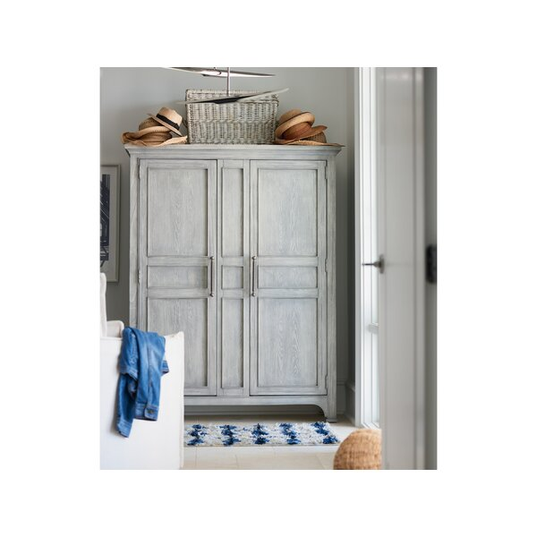 Wide Utility Cabinet by Coastal Living by Universal Furniture Coastal Living™ by Universal Furniture
