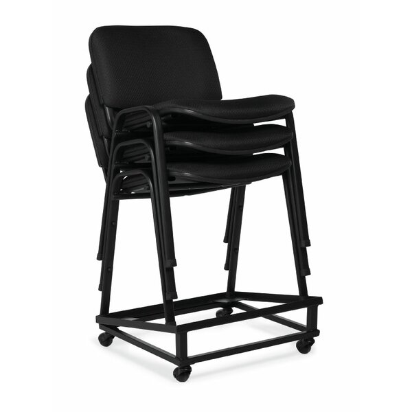 Armless Stacking Chair (Set of 2) by Offices To Go