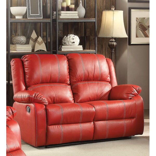 Best Quality Fuiloro Reclining Loveseat by Latitude Run by Latitude Run