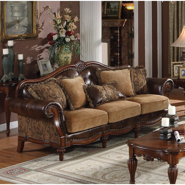 Perfect Brands Saoirse Sofa by Astoria Grand by Astoria Grand