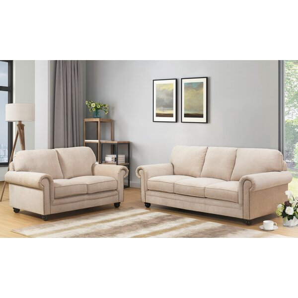 Pam Configurable Living Room Set by Darby Home Co