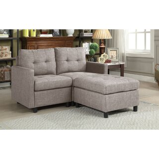 Wetherby Right Hand Facing Modular Sectional by Ebern Designs SKU:BA394186 Order