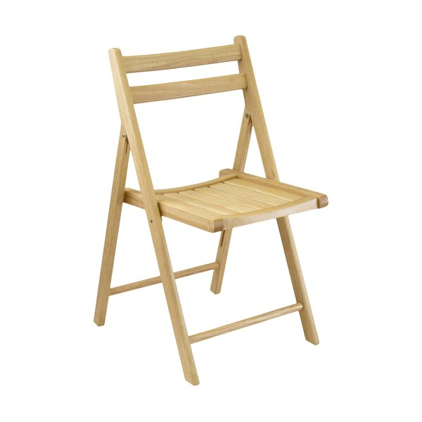 Folding Chair Set (Set of 4) by Winsome