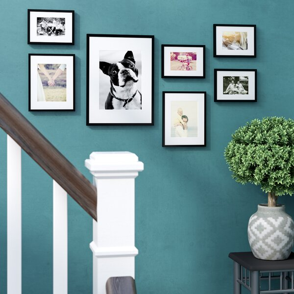 7 Piece Perfect Wall Picture Frame Set by Red Barrel Studio