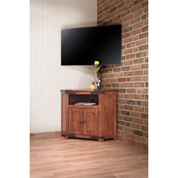 Cohasset Corner TV Stand For TVs Up To 48