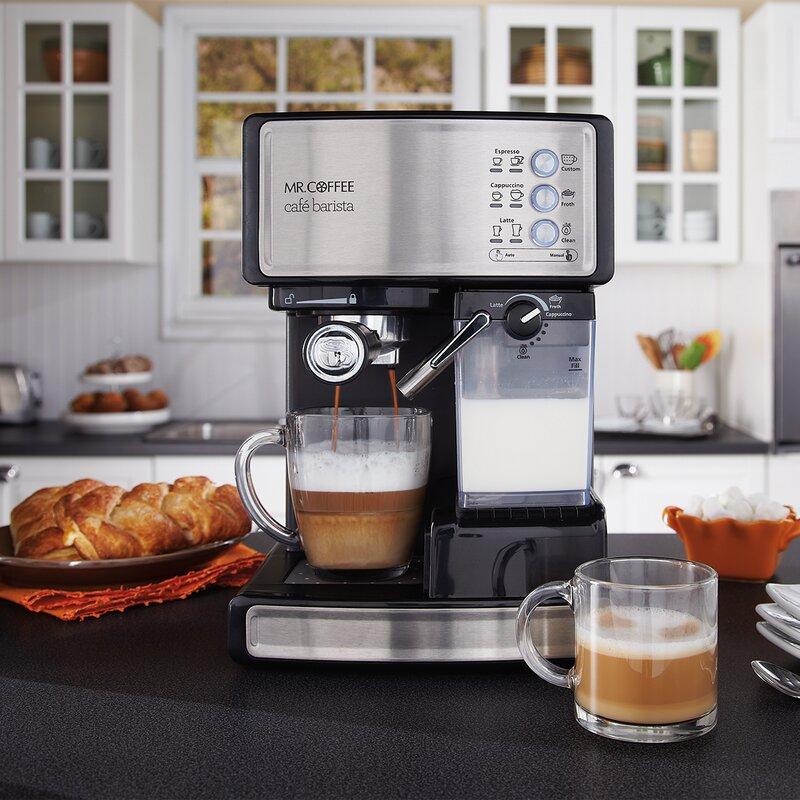 Cafe Barista Espresso Maker