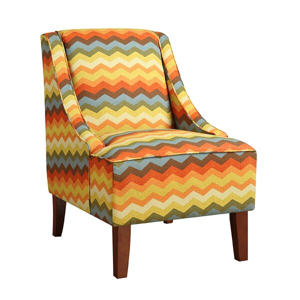 Gilpin Slipper Chair by Ebern Designs