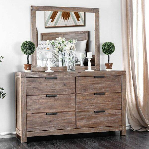Atia 6 Double Dresser by Gracie Oaks