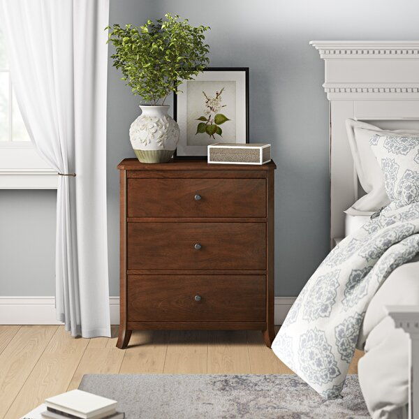 Brooklawn 3 Drawer Chest by Birch Lane™ Heritage