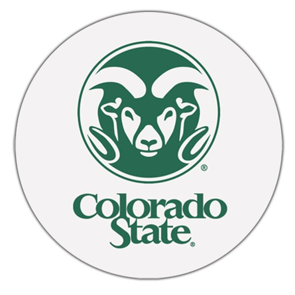 Colorado State University Collegiate Coaster (Set of 4) by Thirstystone