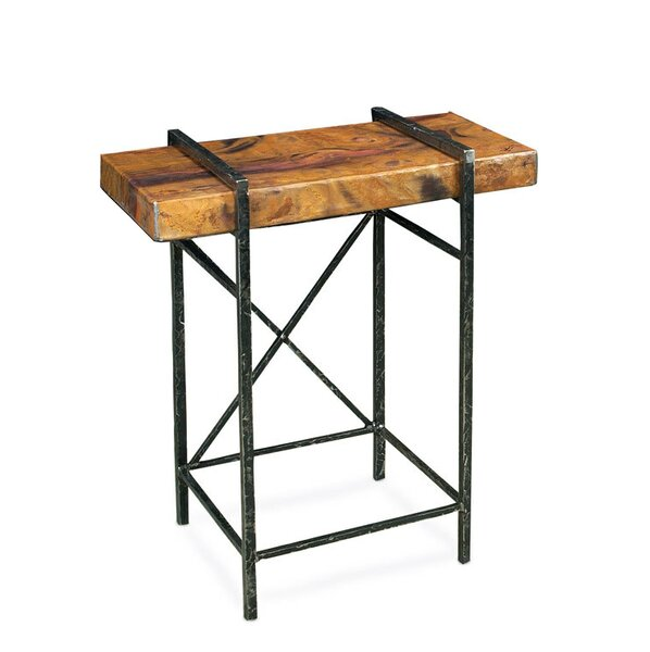 Treiber End Table by Millwood Pines