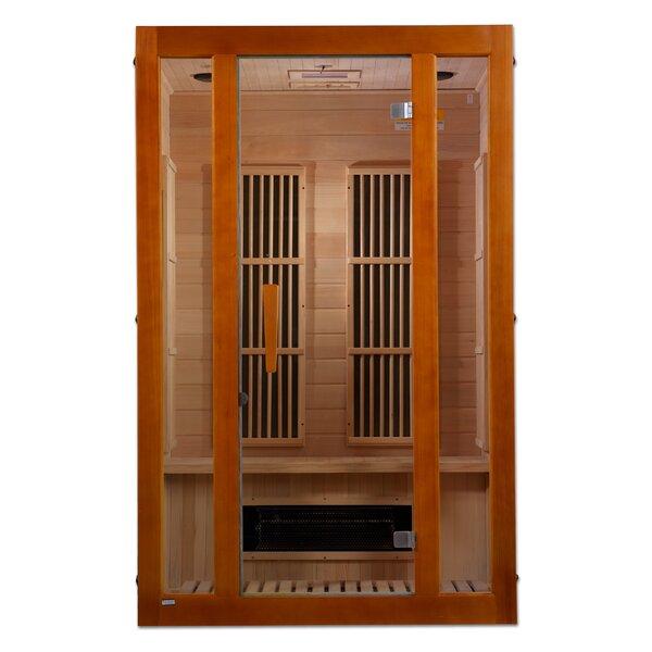 Maxxus 2 Person FAR Infrared Sauna by Dynamic Infr