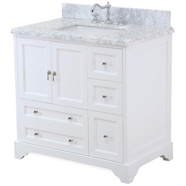 Madison 36 Single Bathroom Vanity Set by Kitchen Bath Collection