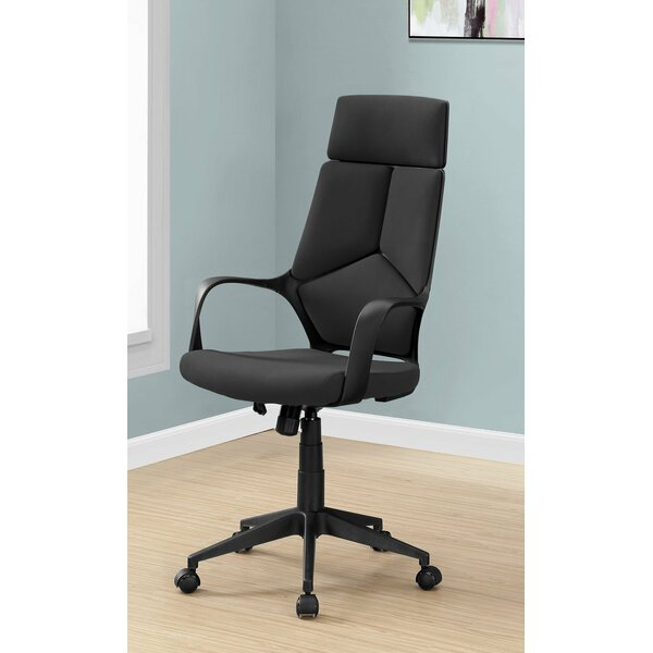 Kraker High Back Executive Office Chair by Symple Stuff