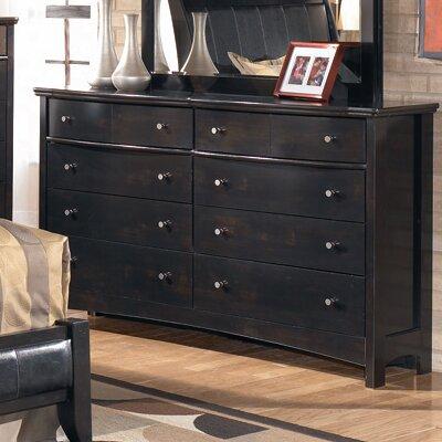 Alvis 6 Drawer Double Dresser by Charlton Home