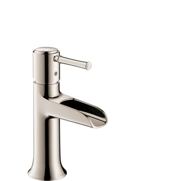 Talis C Classic Low Flow Water Saving Single Hole Bathroom Faucet with Drain Assembly by Hansgrohe Hansgrohe