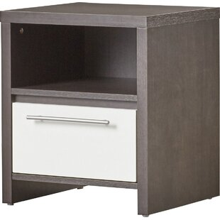 Hallum 1 Drawer Nightstand
