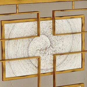 Chantalle Opaline Glass Rectangles for the Open Block Console (Set of 4) by Willa Arlo Interiors