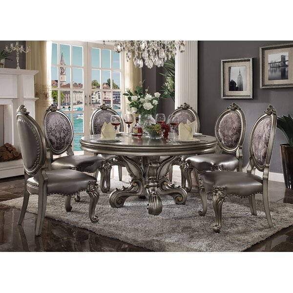 Roza 7 Piece Dining Set by Astoria Grand Astoria Grand
