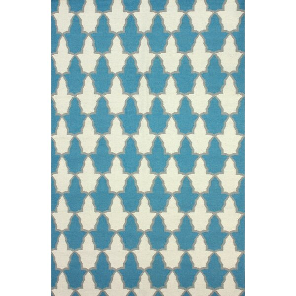 Remade Teal Trina Rug by nuLOOM