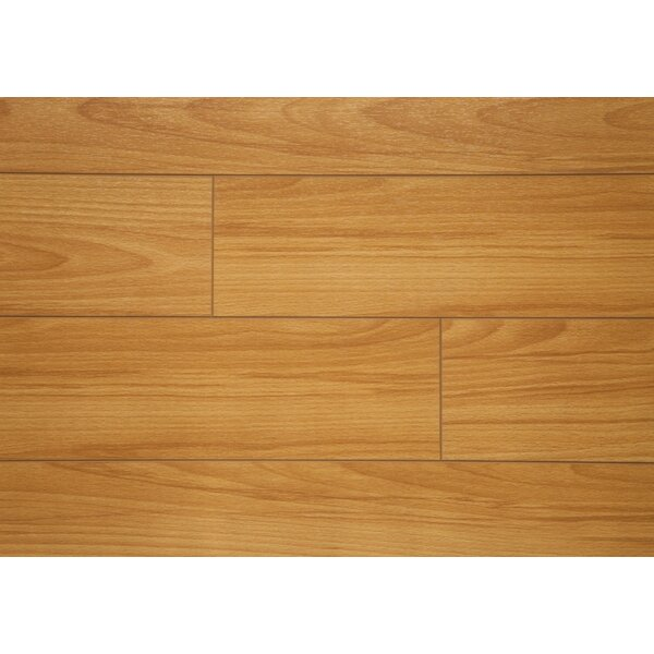 5 x 48 x 12mm Oak Laminate Flooring by Chic Rugz