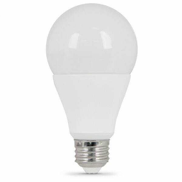 Frosted E26/Medium LED Light Bulb by FeitElectric