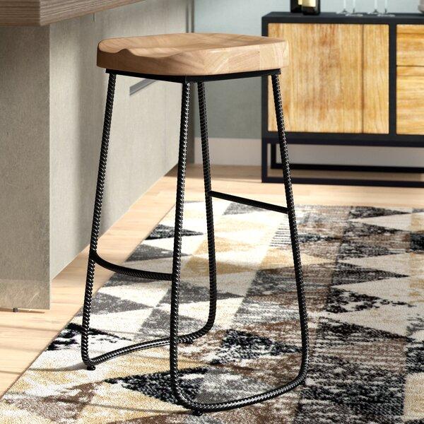 Gonesse 30.75 Bar Stool by Trent Austin Design