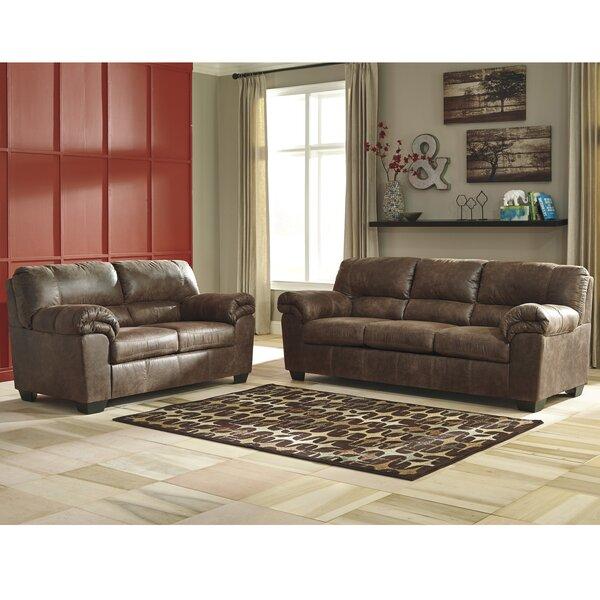 Cute Style Baltierra 2 Piece Living Room Set by Red Barrel Studio by Red Barrel Studio